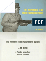 [GUNSMITHING] The Remington 1100 Exotic Weapon Sistem