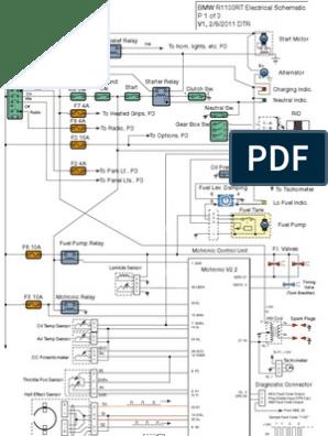 bmw r 1100 wiring diagram r1100rt elec diagram anti lock braking system wheeled vehicles  r1100rt elec diagram anti lock
