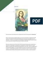 Historia de la Virgen de Santa Lucía