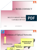 Optical Cross Connect