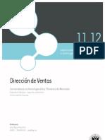 DIRECCION VENTAS - PENSUM