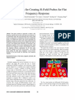 Active Probes for Creating H-field Probes for Flat Frequency Response