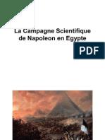 La Campagne Scientifique de Napoleon en Egypte