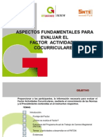 ACTIV.COCURRICULARES INSTRUCTIVO
