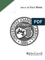 2011-2012 Fact Book