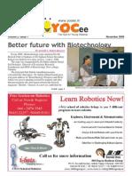 YOCee Newsletter Nov 08