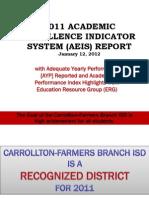 AEIS Report 2011