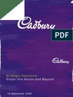 20979600 Cadbury Presentation by Todd Spitzer CEO at Sanford Bernstein Strategic Decisions Conference September 16 2009[1]