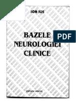 Dr. ION ILIE - Bazele Neurologiei Clinice