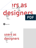 Users as Designers by Waag Society