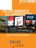 Marketing Publicité