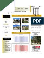 Folsom Trends Newsletter January 2012