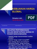 Kebijakan Harga Global