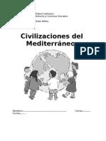 Guía Civilizaciones del Mediterráneo