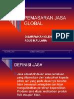 Pemasaran Jasa Global