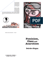 Feminism Class Anarchism Dh