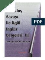 Gotthard Jaeschke Kurtulus Savasi Ile Ilgili Ingiliz Belgeleri 3
