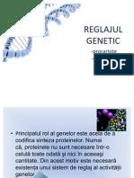 Reglajul Genetic