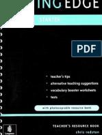 77925426 04 Cutting Edge Starter Teacher s Resource Book