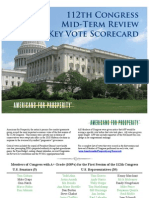 112th Congress MidTerm Copy