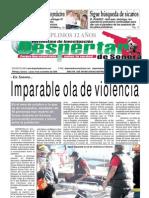 Edicion 10 de noviembre de 2008