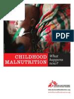 Child Malnutrition