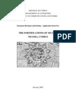 FortificationsNicosia En