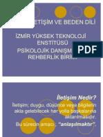 Beden_Dili