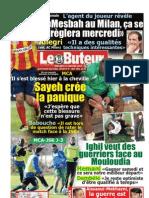 LE BUTEUR PDF du 18/01/2012