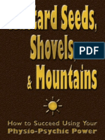 Mustard Seeds Shovels Mountains Jim Straw Sample