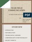 NEAR FIELD COMMUNICATION,REJOY MENDEZ