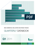 MBA Q1 2011 Commercial/Multifamily Quarterly DataBook