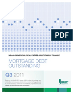 MBA Q3 2011 Mortgage Debt Outstanding