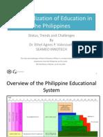 Decentralization Education Philippines