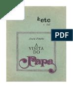 A Visita Do Papa - Alberto Pimenta -1981
