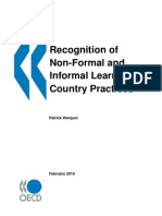 Country Practices of Validation