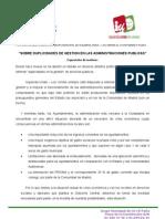 IU-LVParla DupllicidadCompetencias 16enero2012