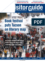 University of Arizona Visitor Guide Spring 2012