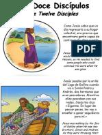 Los Doce Discípulos - The Twelve Disciples