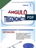 ÁNGULO TRIGONOMÉTRICO