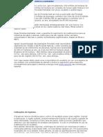 Importância socioeconômica e ambiental