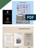 Lanzamiento Libro Historia La Ligua 2007 (20 Abril 2007)