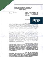 Dictamen de la Contraloría Sobre la Profesora de la Comuna  Ángela Vásquez Jaramillo