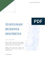 Tuntunan Buddha Maitreya