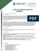Mba Mercado Capitais FIPECAFI
