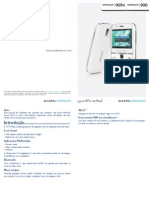Onetouch900_901N - User Manual - Portuguese