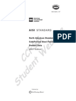 AISI 20S201-07 20Standard