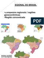 Divisao Regional Brasil