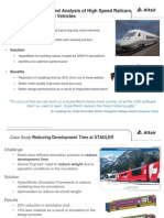 Rail Case Studies