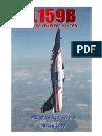 Aero Vodochody L159B Aircraft Training System